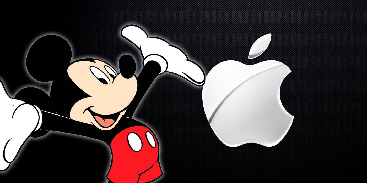 Apple potrebbe comprare la Disney secondo gli analisti