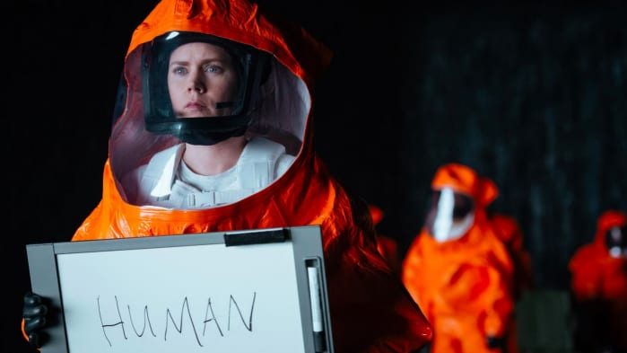 Arrival film da vedere su Amazon Prime Video