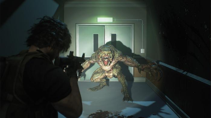Hunter Beta Resident Evil 3