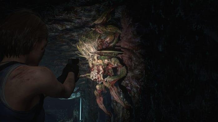 Spider Resident Evil 2