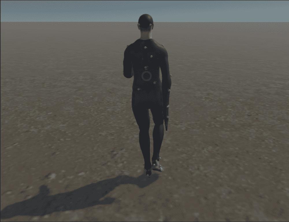 Realtà virtuale: un avatar per fare fisioterapia a casa