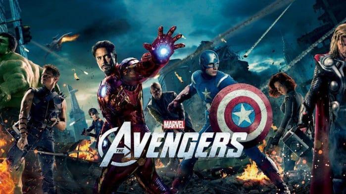 Ordine Film Marvel Avengers