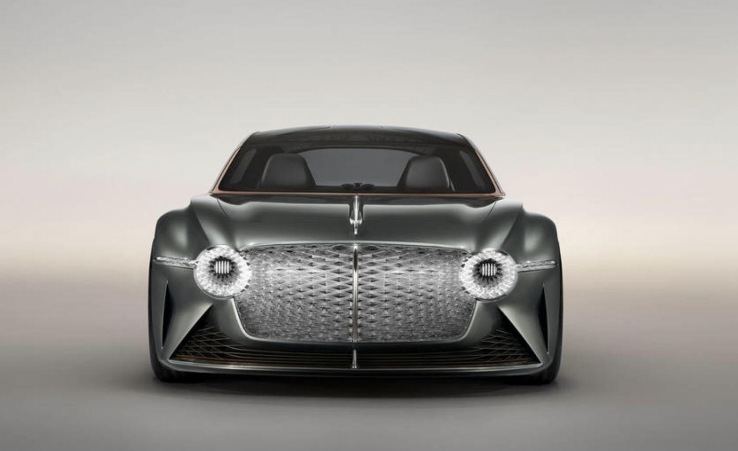 Bentley: la prima elettrica? Un omaggio all'esuberante concept EXP 100 GT