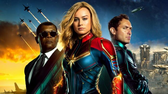 Ordine Film Marvel Capitan Marvel