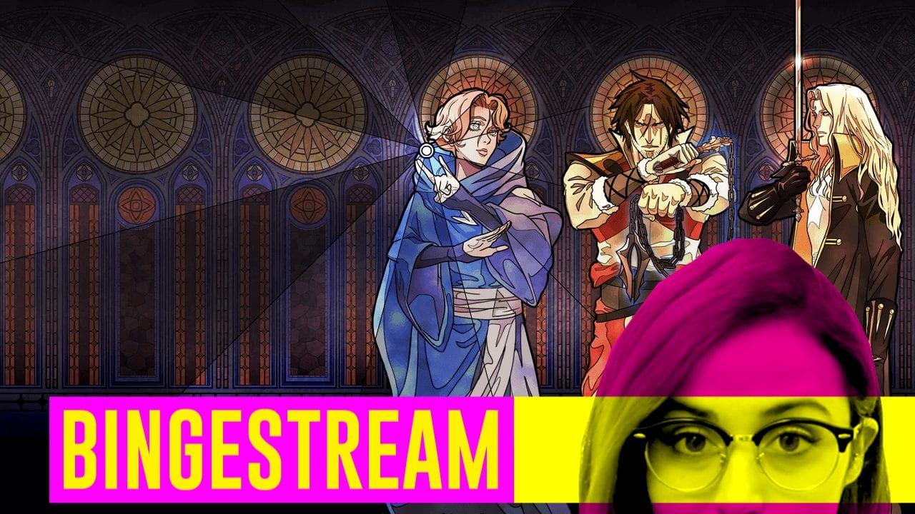 BingeStream: Castlevania 3