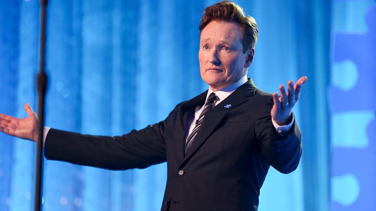 Conan O'Brien sarà il primo a tornare con un talk-show filmato da remoto