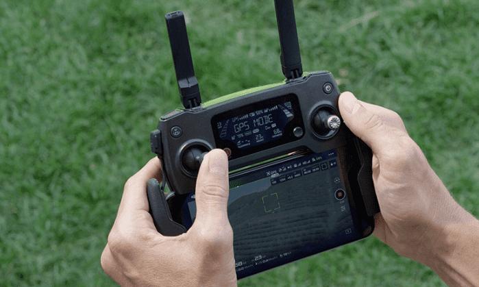 radiocomando droni