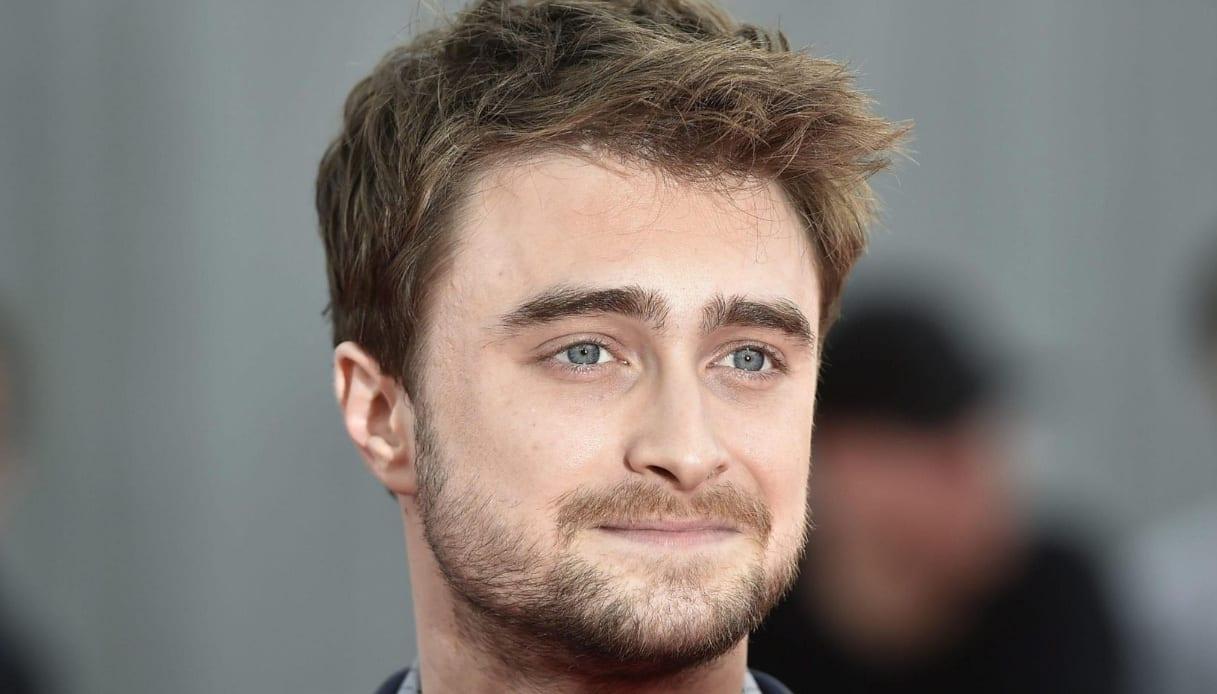 """Daniel Radcliffe: """"Harry Potter mi ha fatto diventare alcolista"""""""