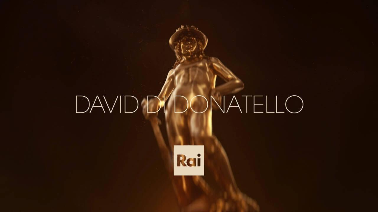 David di Donatello: la 65esima edizione rinviata a Maggio
