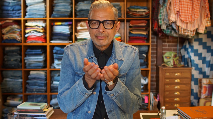 Disney+ Originals, Il Mondo Secondo jeff Goldblum