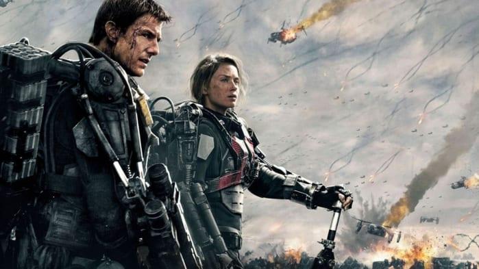 Migliori film Netflix Senza domani Edge of Tomorrow