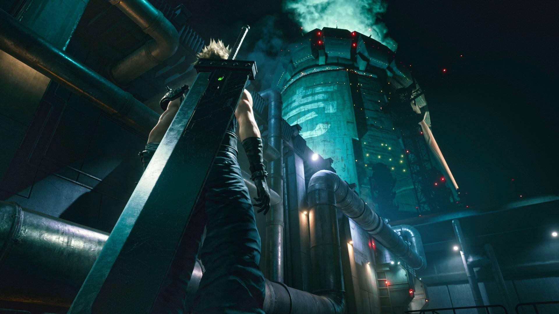 Final Fantasy VII Remake: la demo è ora disponibile sul PS Store