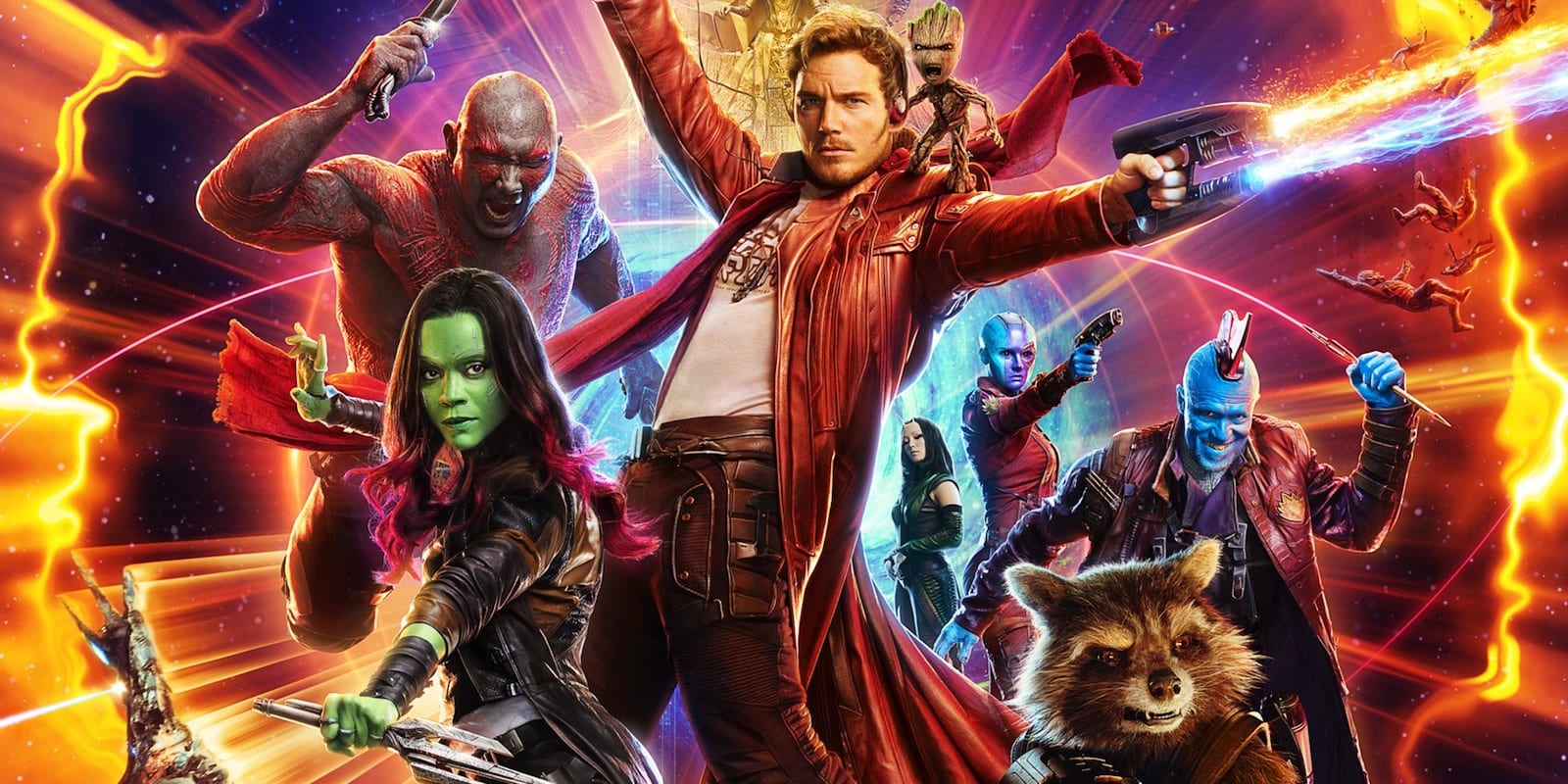 Guardiani della Galassia vol.2: James Gunn celebra l'anniversario