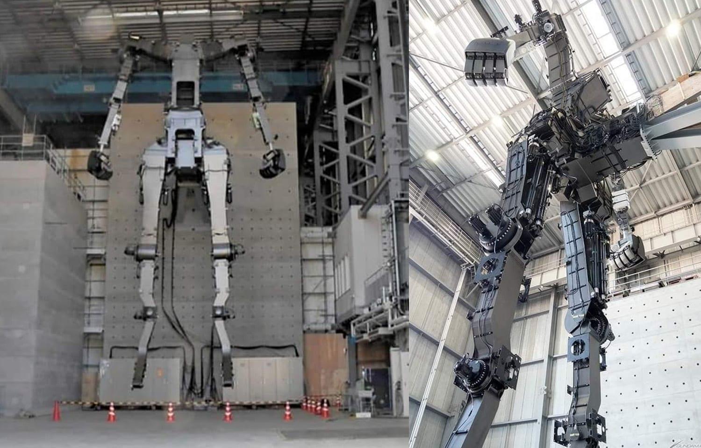 """Le prime foto del Gundam di 18 metri che """"camminerà"""" a Yokohama"""