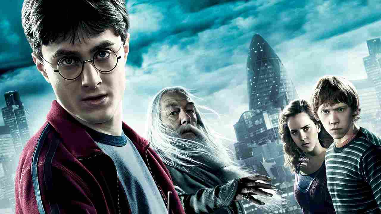 Harry Potter e Il Principe Mezzosangue stasera su Italia 1