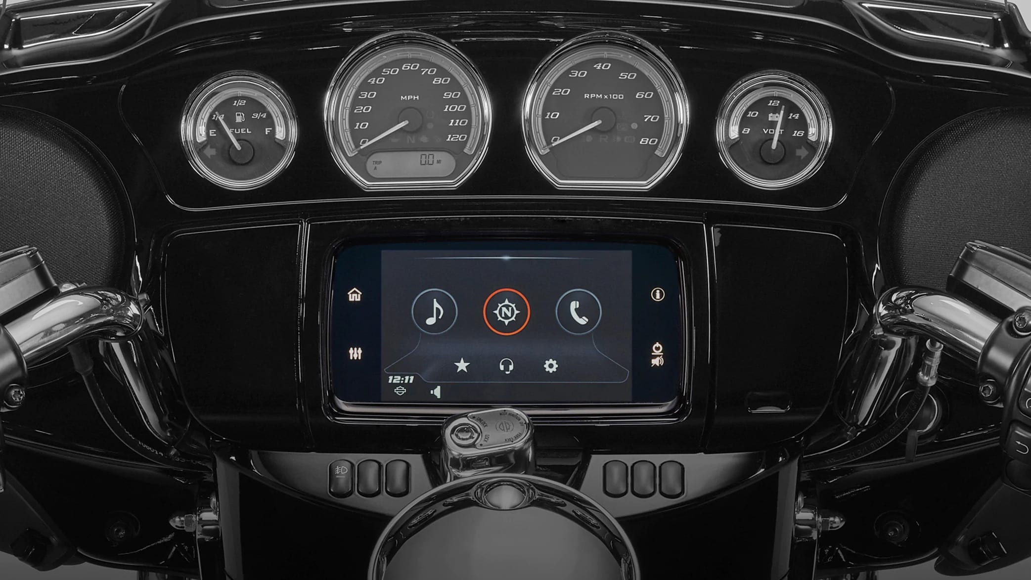 Android Auto arriva sulle Harley-Davidson