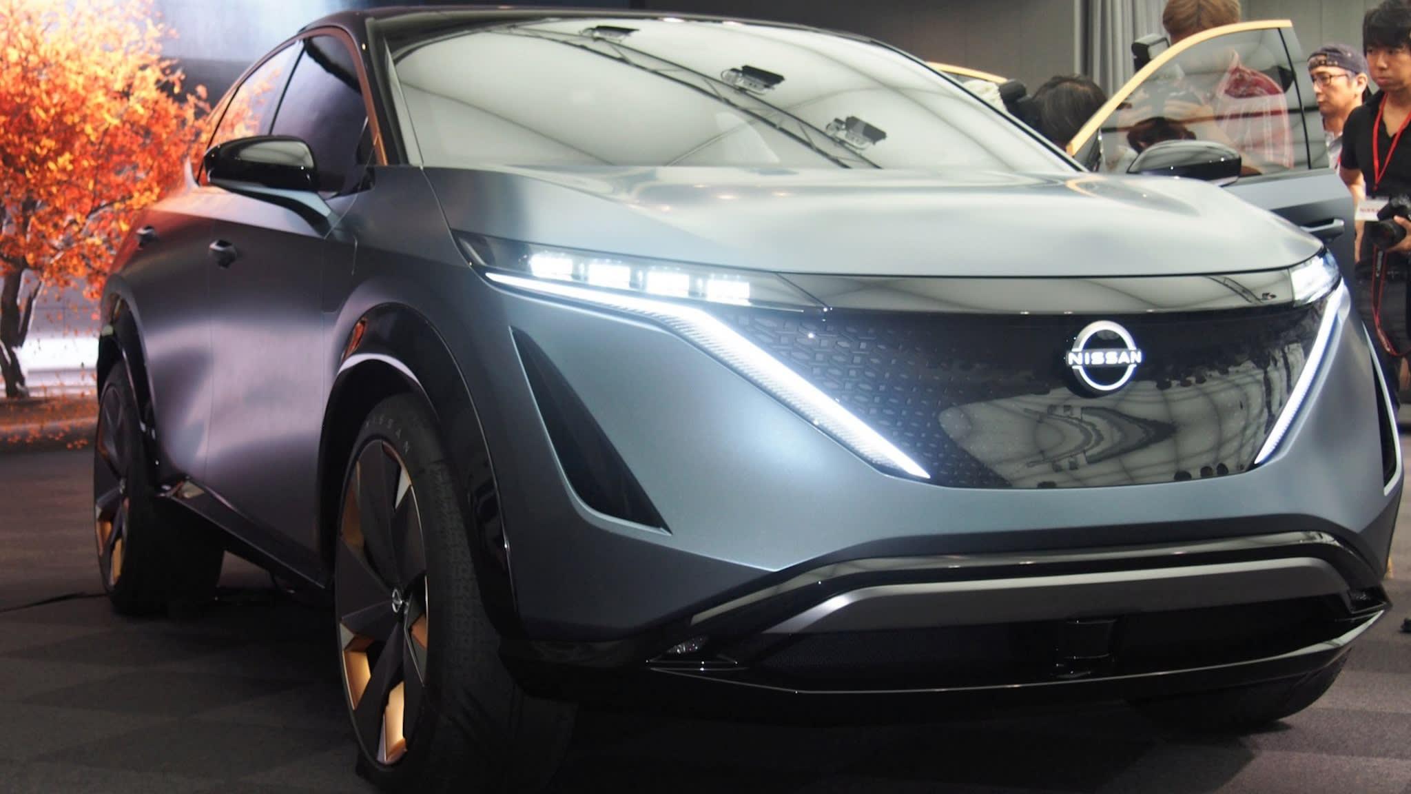 Nissan: tutte le nostre auto avranno versione ibrida o 100% elettrica
