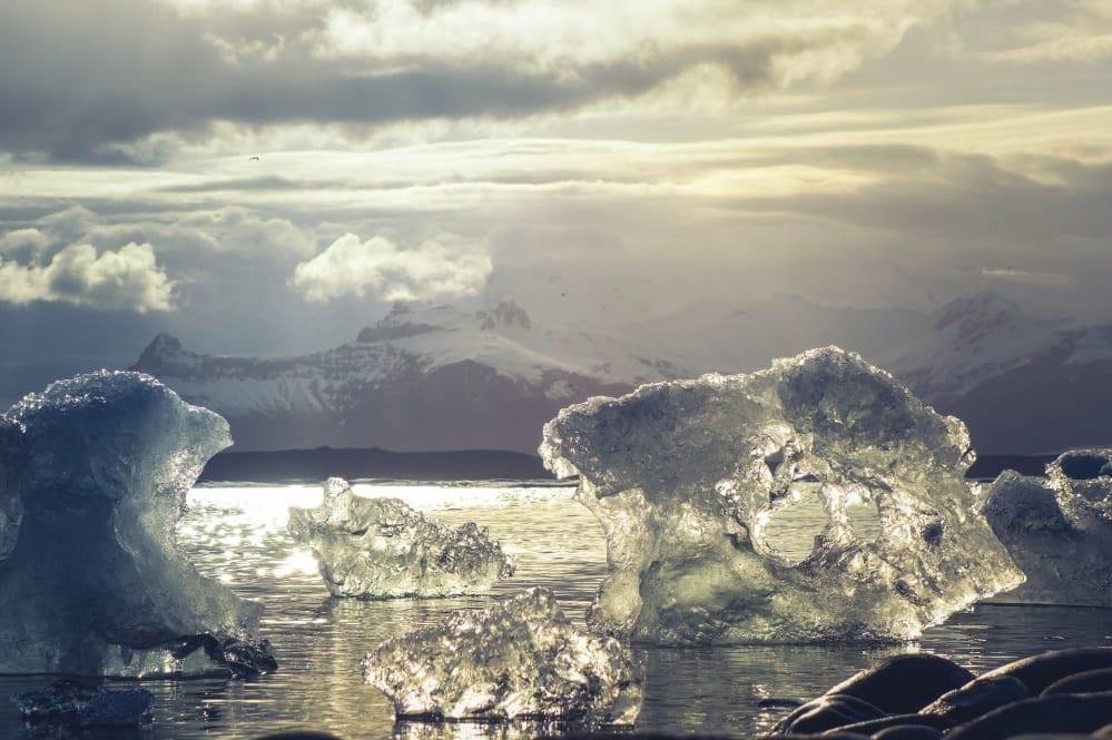 ghiaccio in Antartide