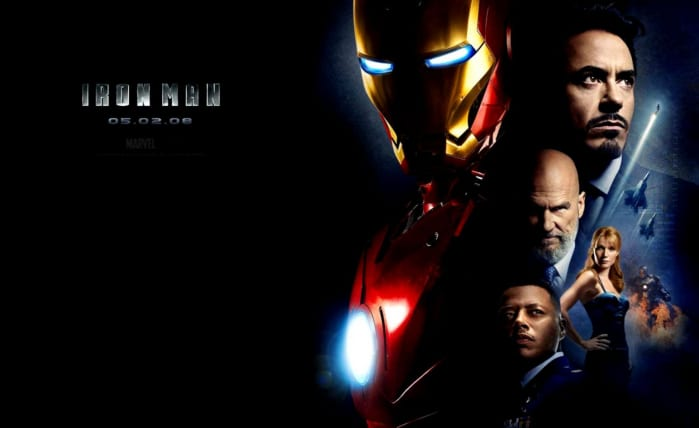 Ordine Film Marvel Iron Man