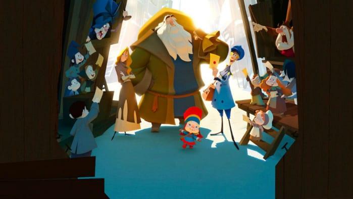 film di animazione su Netflix