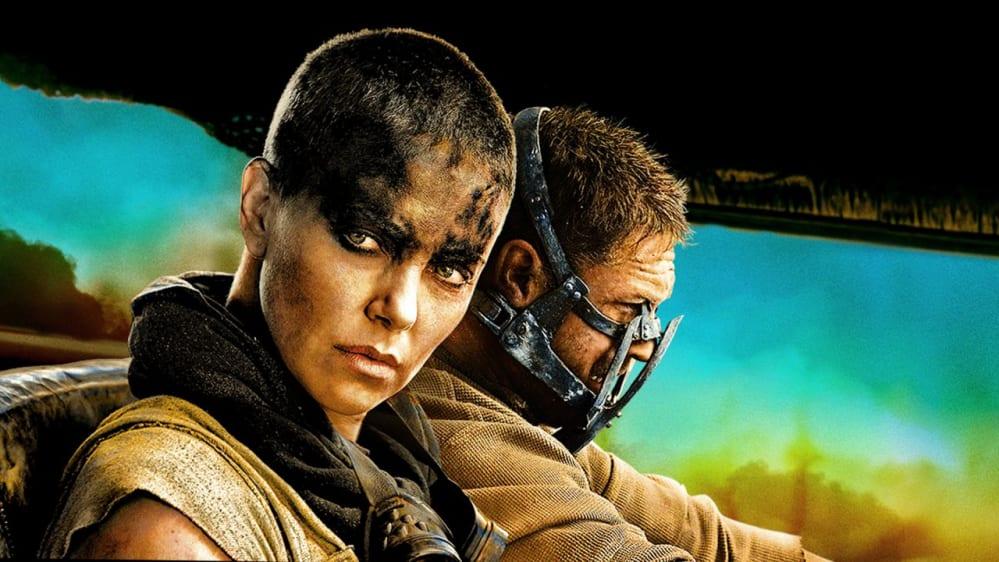 Mad Max Fury Road, film d'azione Netflix