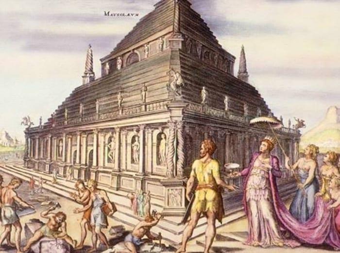 Mausoleo di Alicarnasso