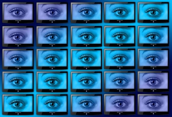Monitor occhi