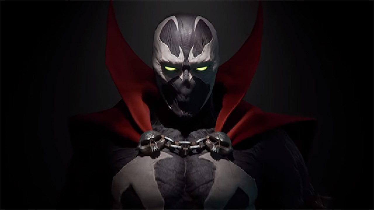Mortal Kombat 11: Spawn si mostra in un nuovo gameplay trailer