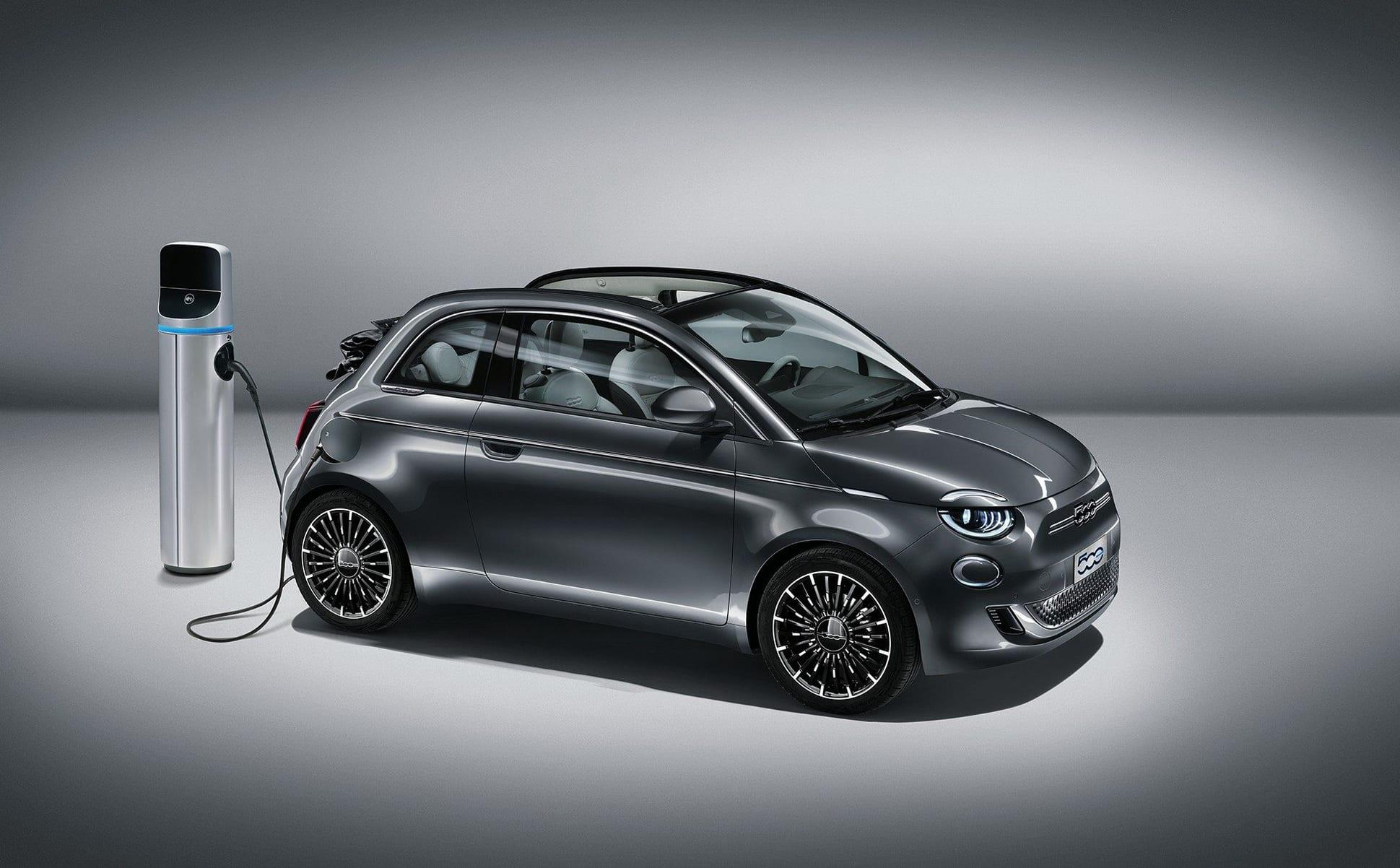 Fiat 500e: prezzo, performance e immagini ufficiali