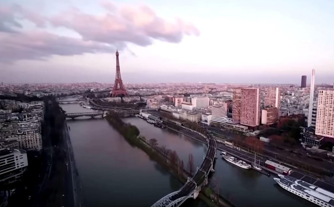 Città fantasma: le riprese via drone delle metropoli svuotate dal virus