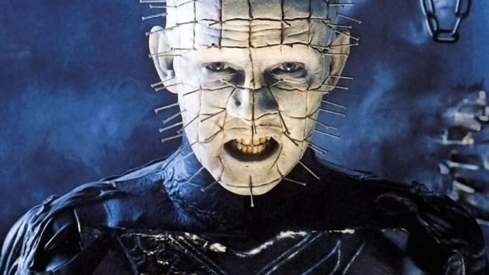 icone cinema horror, pinhead