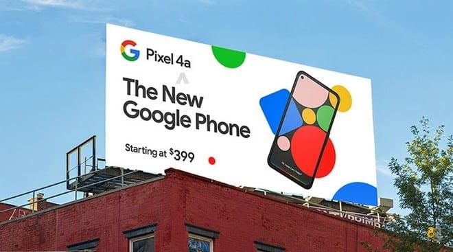 Google Pixel 4a prezzo