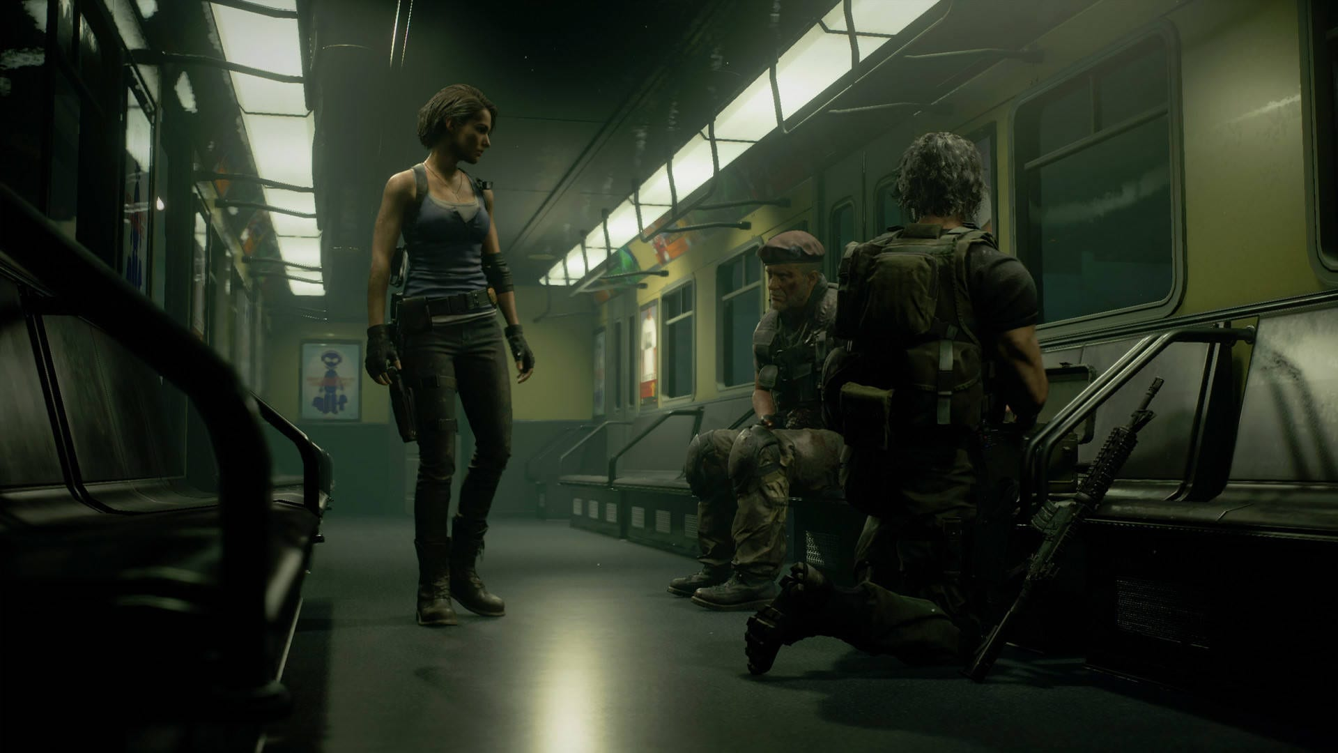 Resident Evil 3 si mostra in un nuovo video in gameplay