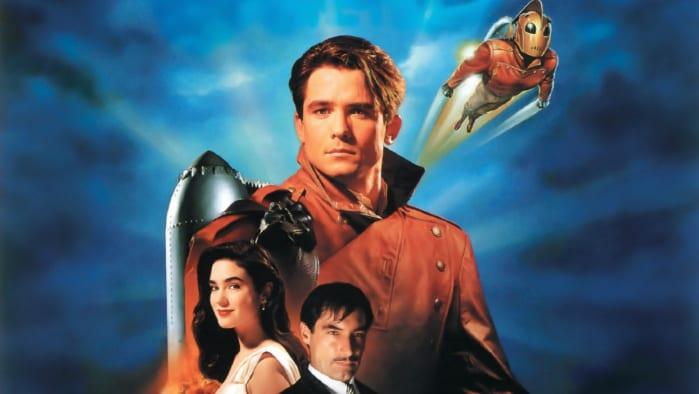 film e serie TV nostalgiche rocketeer disney+