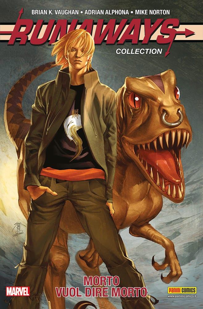 serie tv tratte da fumetti runaways