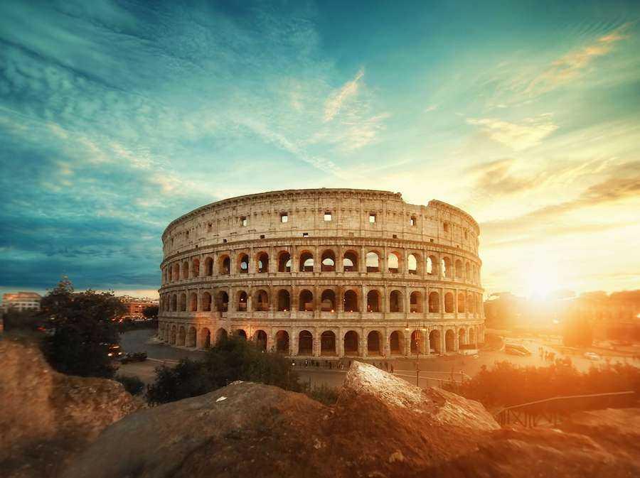 Satelliti e droni controlleranno il Colosseo