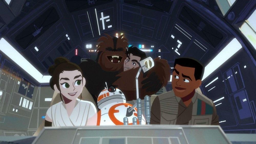 Star Wars Galaxy of Adventures, il trailer della seconda stagione
