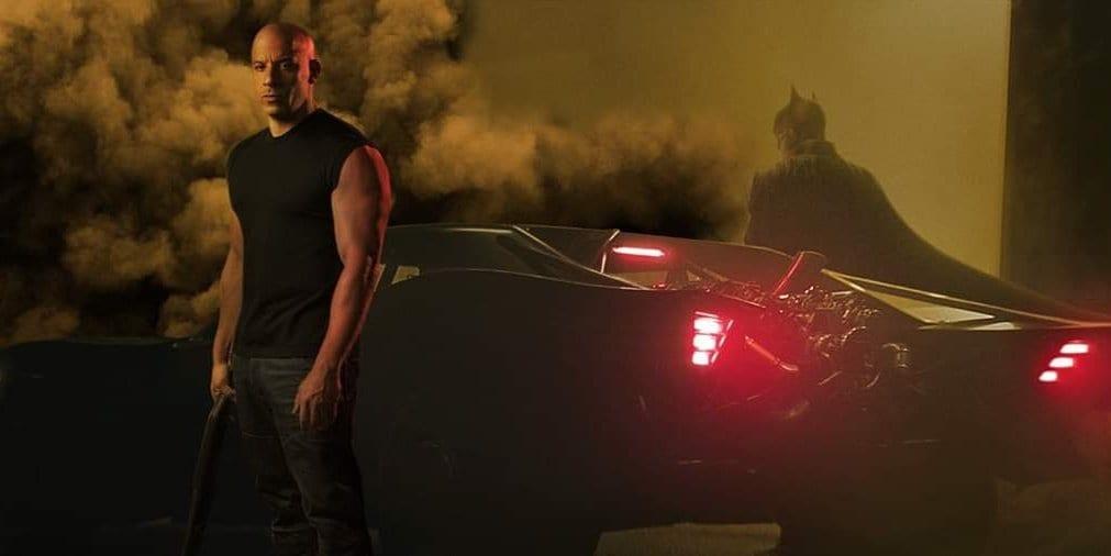 The Batman e Fast & Furious 9: ecco la fan art che unisce i film