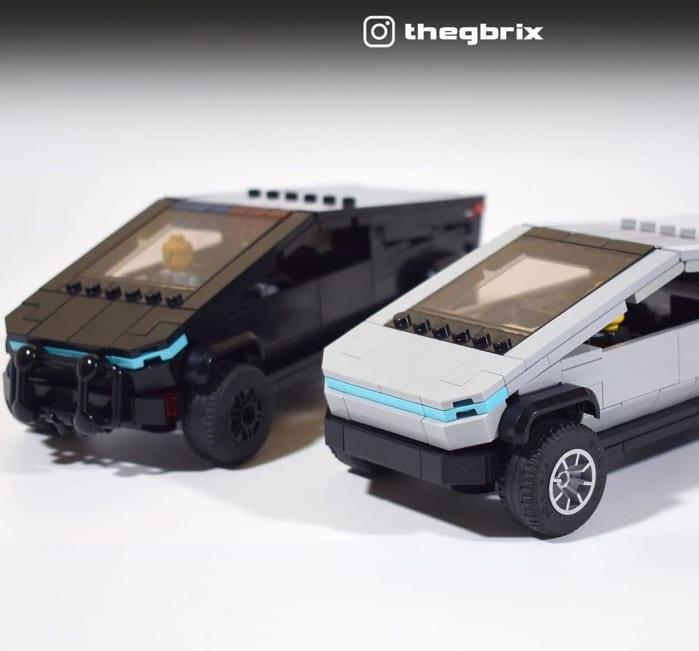 CyberTruck LEGO