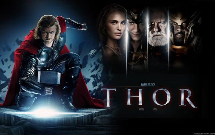 Ordine Film Marvel Thor