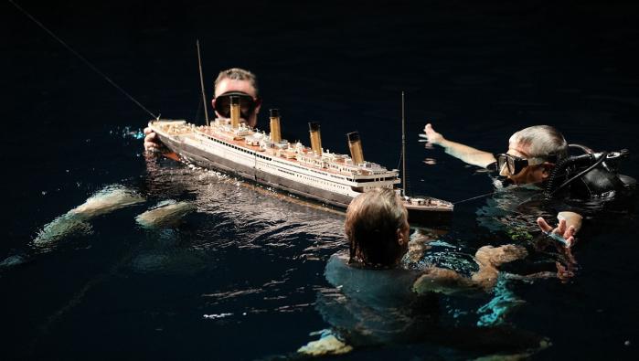 titanic disney+