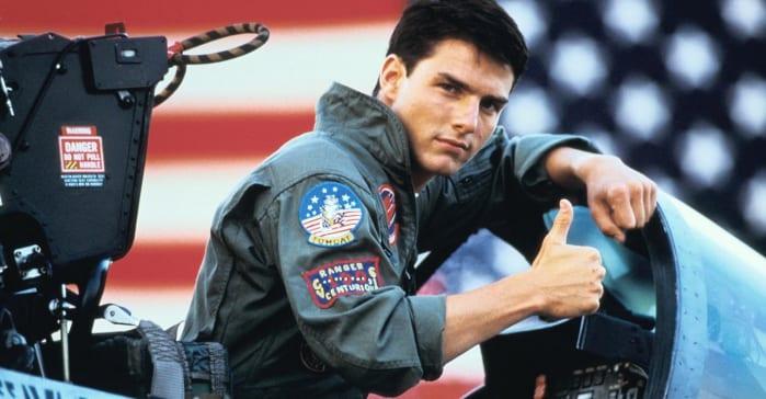 top gun film d'azione su Netflix