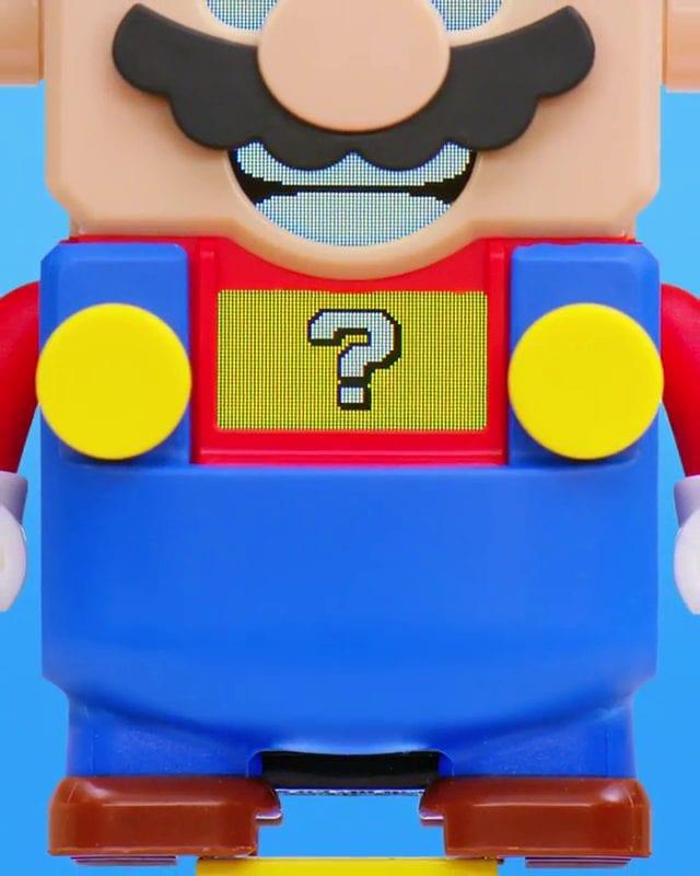 LEGO e Super Mario