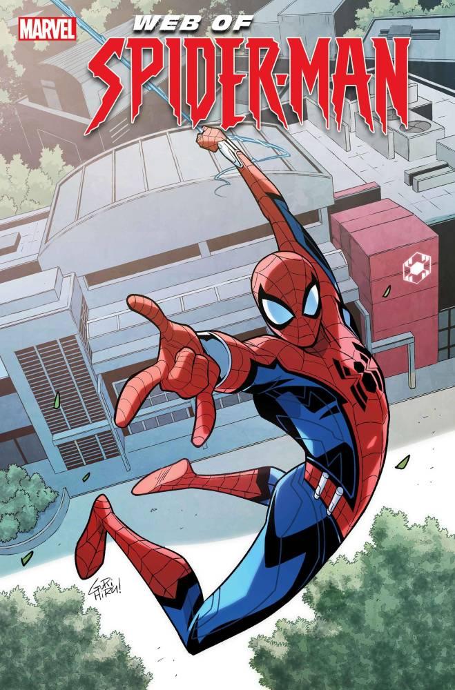 W.E.B. of Spider-Man, la nuova miniserie debutterà a giugno