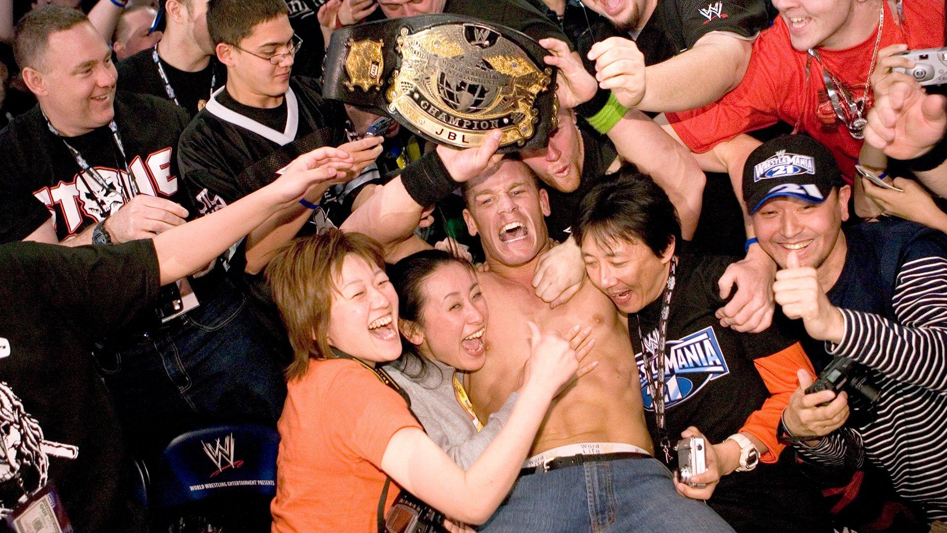WWE Network: gratis lo streaming dei PPV più importanti della storia del wrestling
