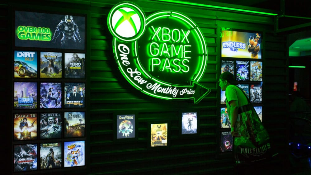 xbox-game-pass Console War