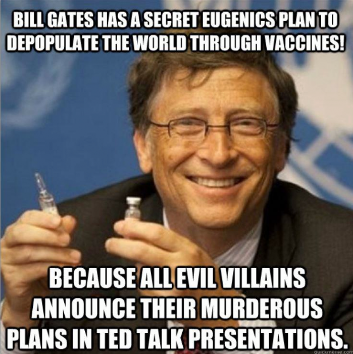 bill gates meme