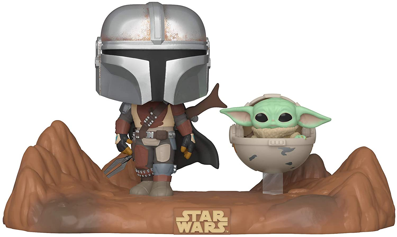 Baby Yoda: ecco i nuovi Funko POP! che saranno disponibili in estate