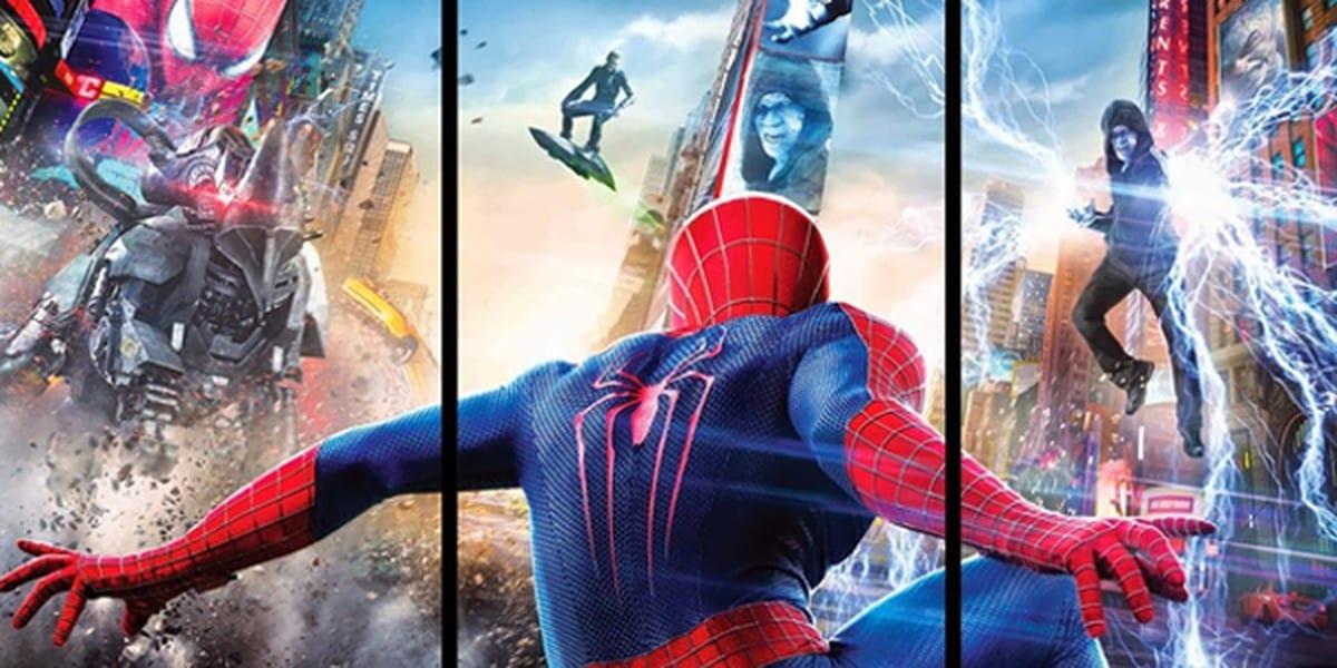 I Sinistri Sei, Spider-Man