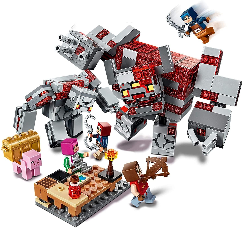 LEGO Minecraft, le immagini dei prossimi due set su Amazon Francia